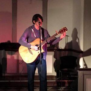 David Segovia PErforming Live